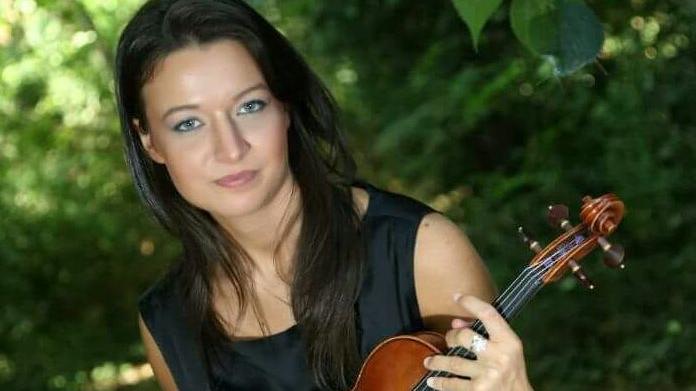 La Violinista Lisa Agnelli