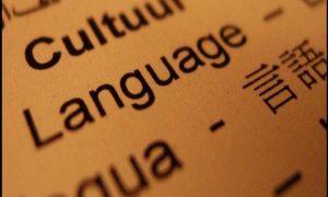 Copertina Lingue
