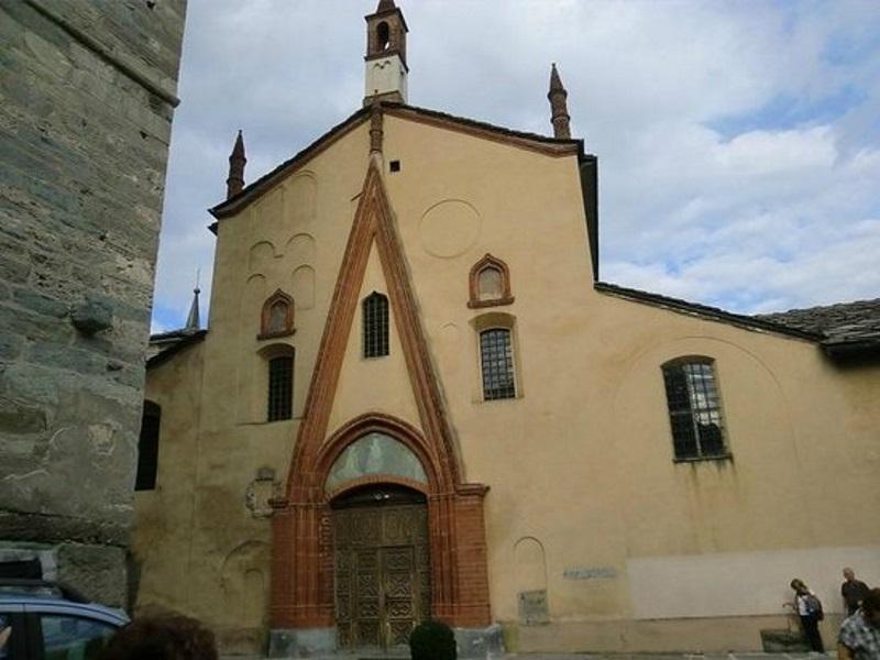 Sant'Orso: Collegiata Dei Santi