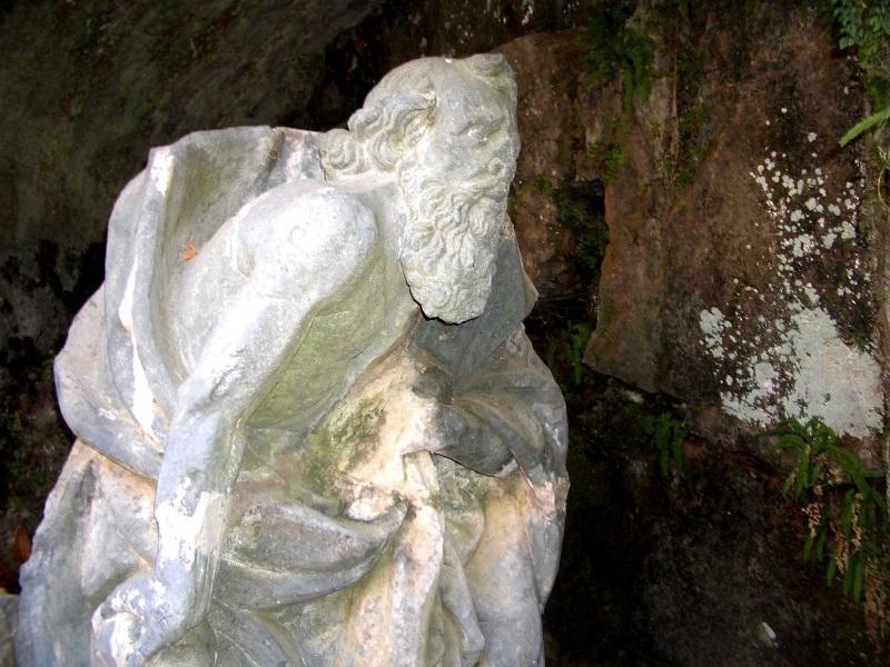 Statua Machaby