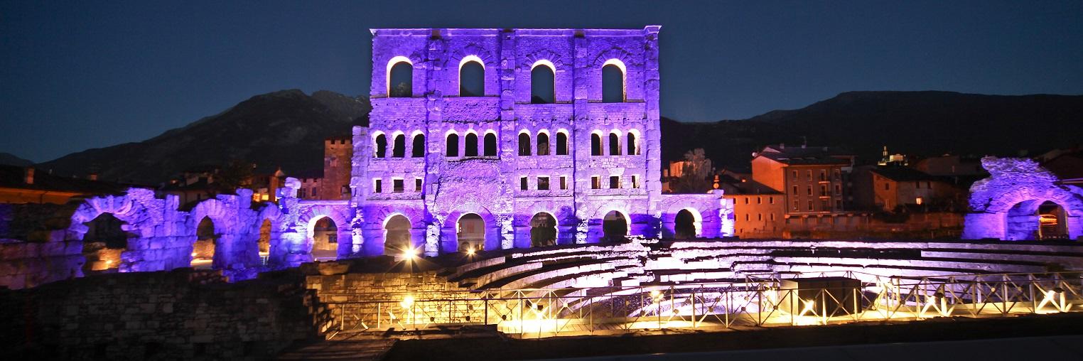 Valle Daosta Teatro Romano Aosta Foto Enrico Romanzi 0013 Pan