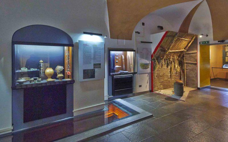 Museo archeologico regionale della Valle d'Aosta sala