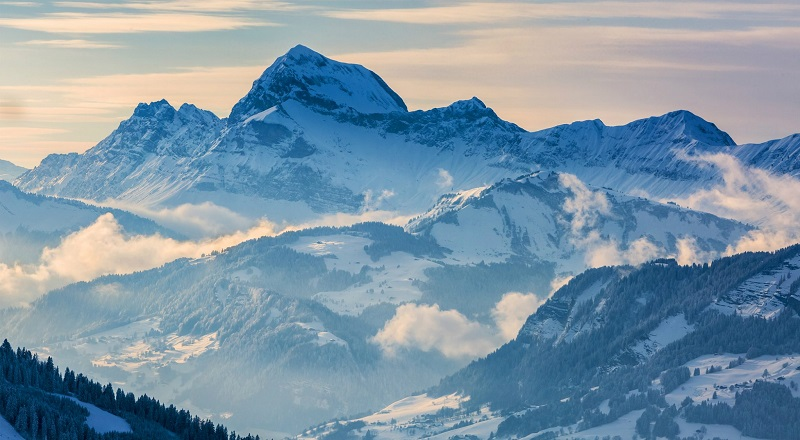 Monte Bianco - Panorama