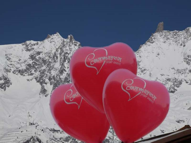 San Valentino, Courmayeur