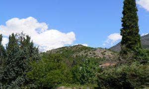 Riserva naturale di Tzatelet - panorama