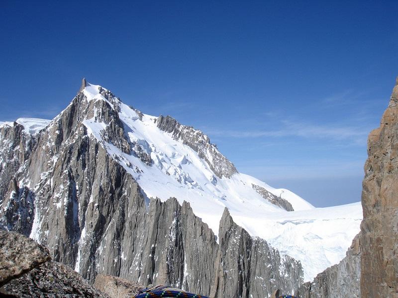 Diavoli della Val Veny - il Mont Maudit