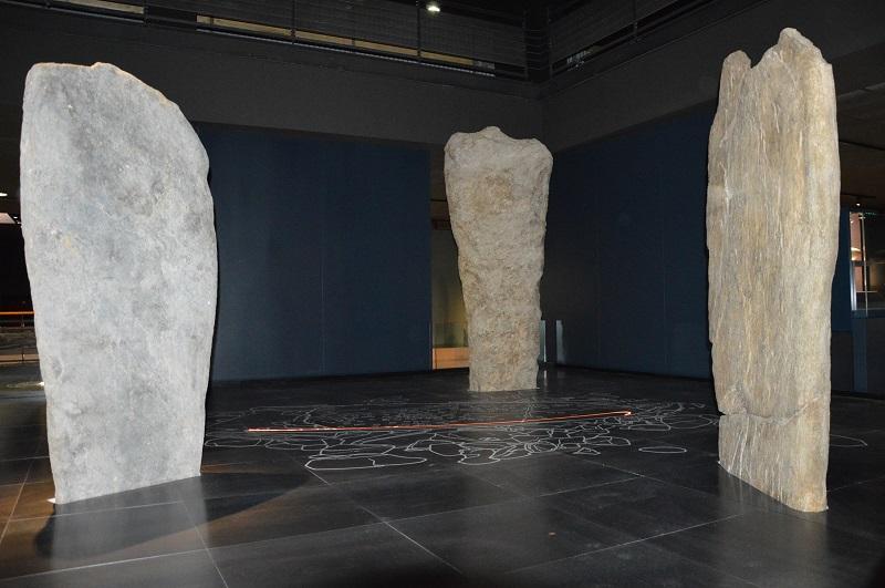 Museo dell' area megalitica di Saint-Martin-de-Corléans