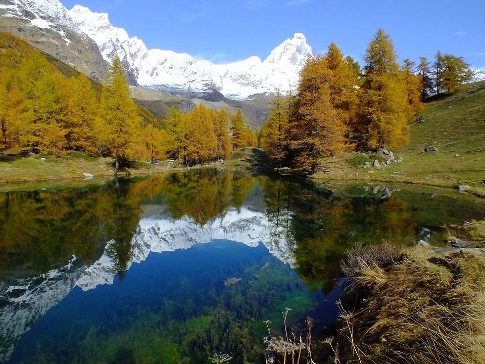 coppa dell'amicizia o grolla - Lago Alpino