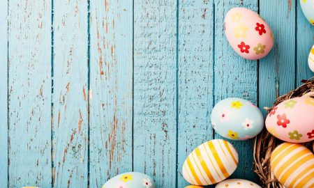 tradizioni pasquali - uova di pasqua