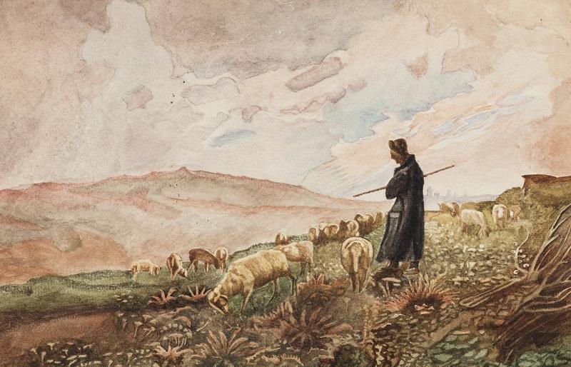 leggenda di Sé-Frid - ritratto di un Pastore