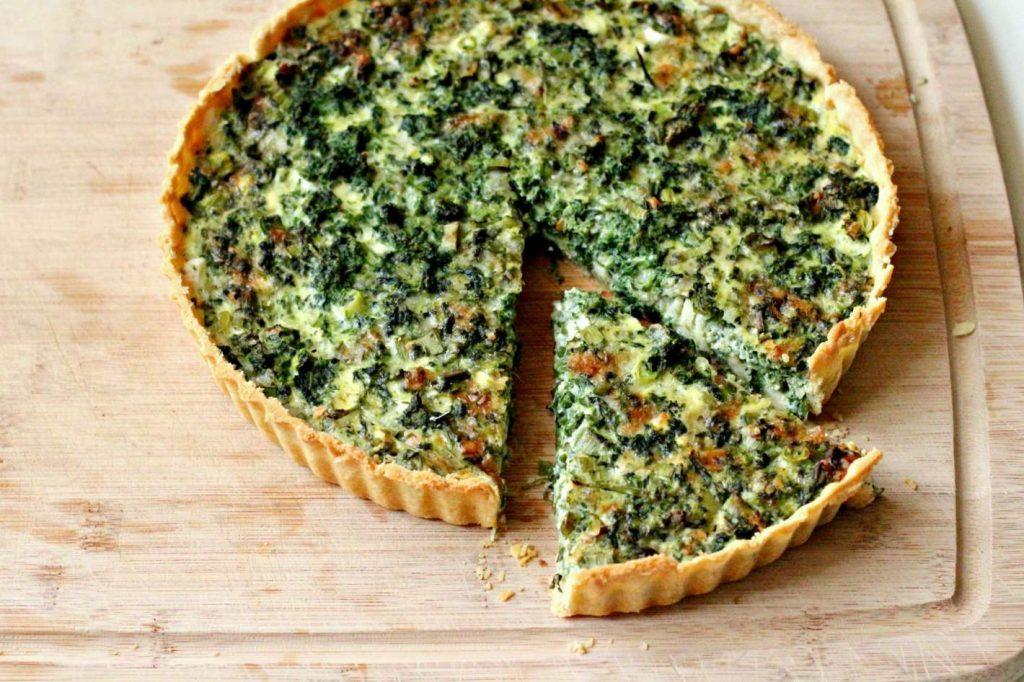 tradizioni pasquali - torta verde