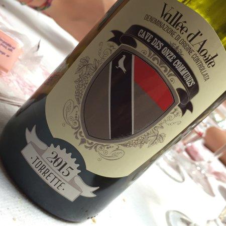 vino torrette