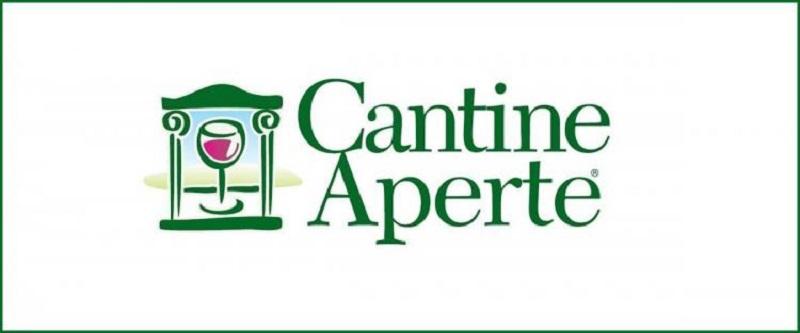 Il logo di Cantine Aperte