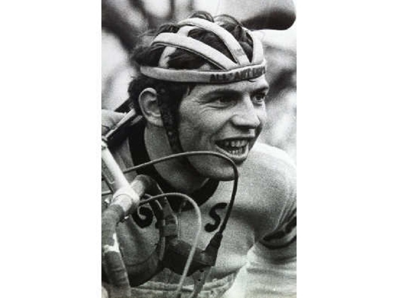 Franco Vagneur: ciclista