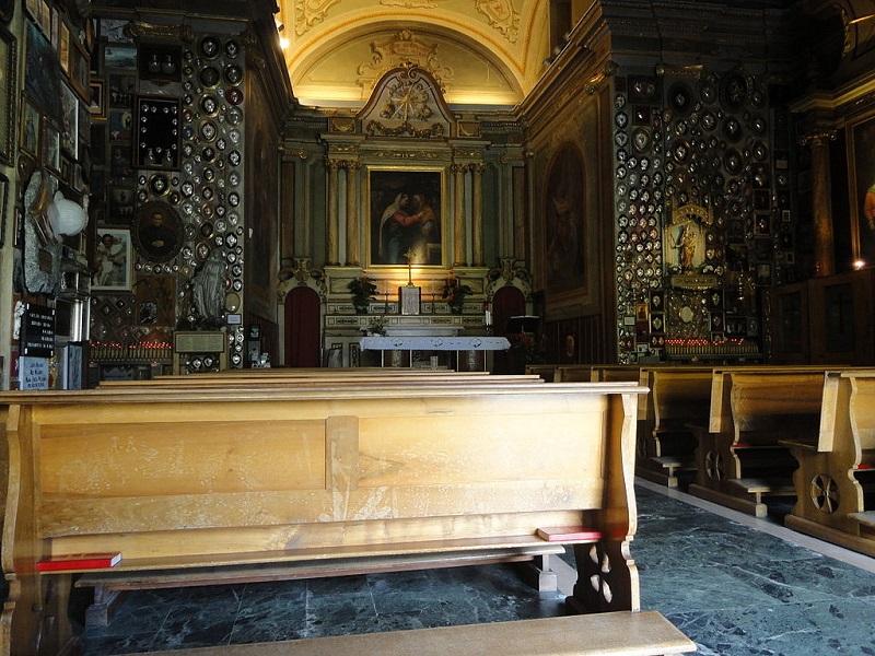 Santuario Di Notre Dame De Guerison