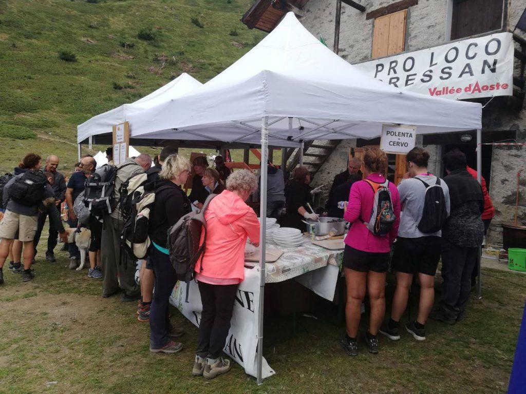Festa Dei Pastori a Pila tra le feste d'agosto ad Aosta