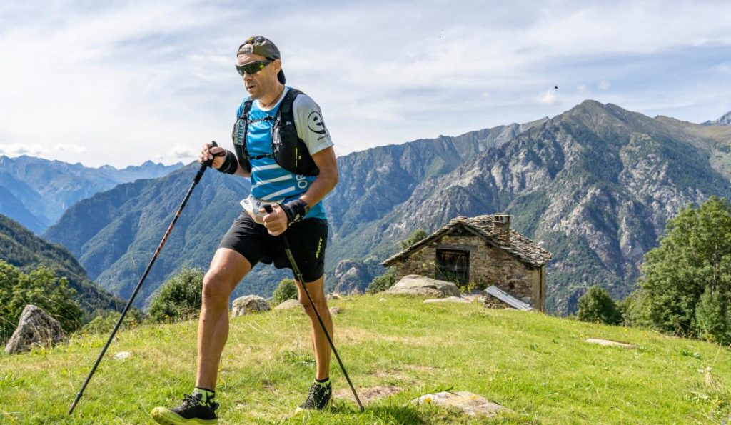 Giro Dei Giganti o tor de geants tra le cime valdostane