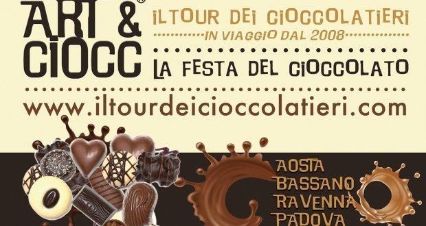 Art&ciocc 2019 locandina