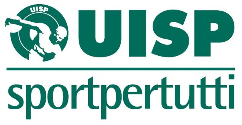Logo Uisp: unione italiana sport per tutti
