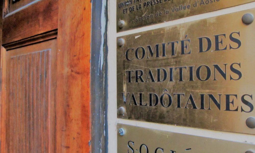 Comité des Traditions Valdôtaines