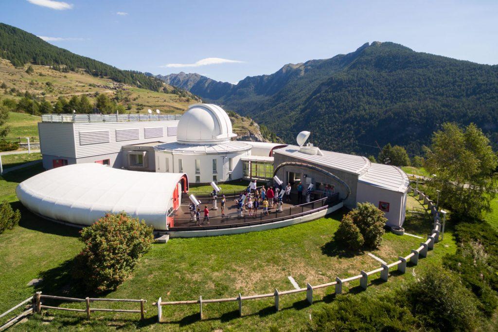 Osservatorio Nus nella settimana della terra