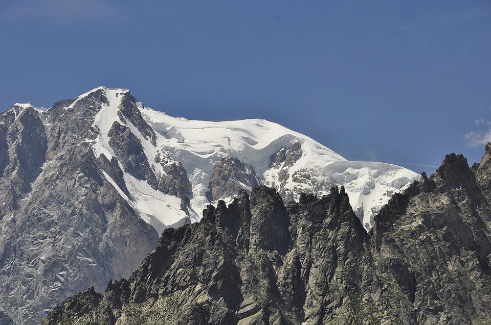 Mountains and Parks - Monte Bianco