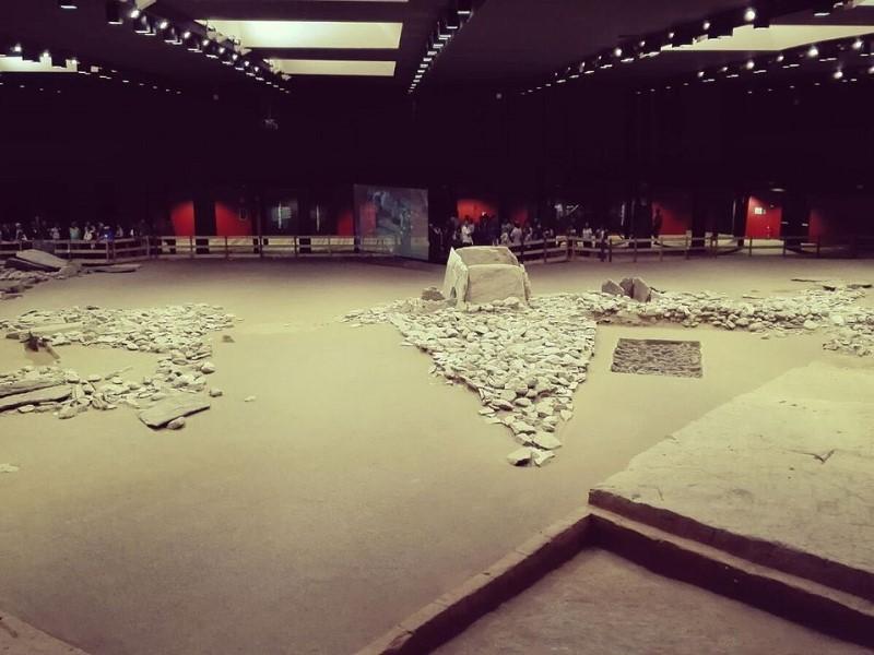 Musei da vivere: l'interno dell' Area Megalitica Corleans