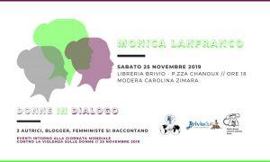 Donne In Dialogo: locandina secondo appuntamento
