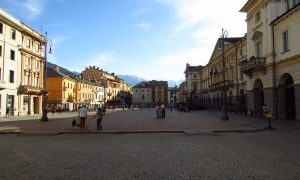 Piazza Chanoux