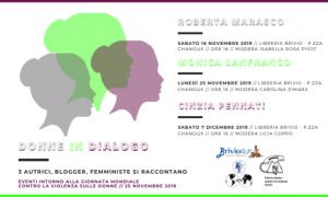 Donne In Dialogo: Copertina