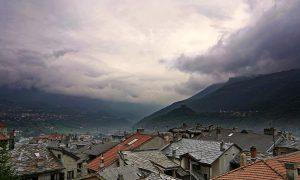 Cordelia, Aosta dall'alto