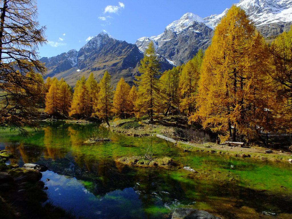 Parchi Naturali - valle d'aosta