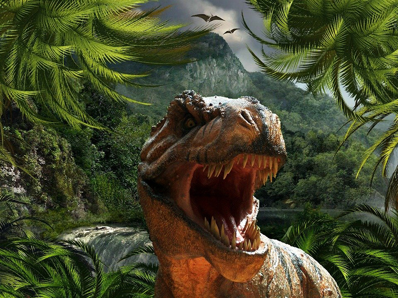 Dinosauri in carne ed ossa ad Aosta