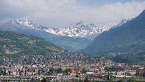 Vista Aosta