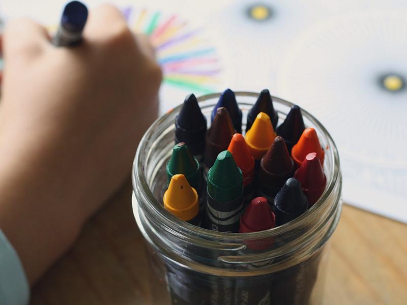 far disegnare i bambini