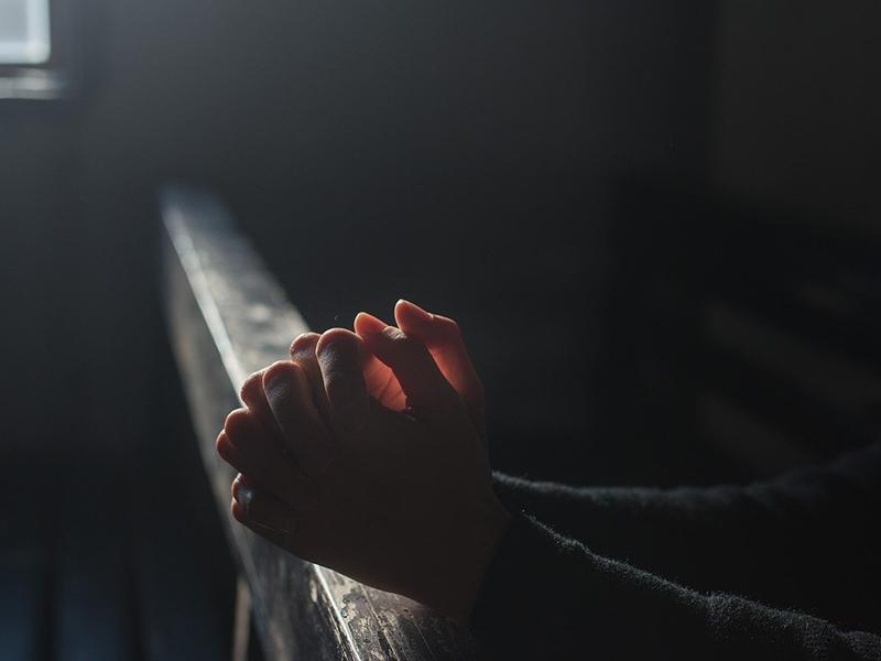 Preghiere in casa