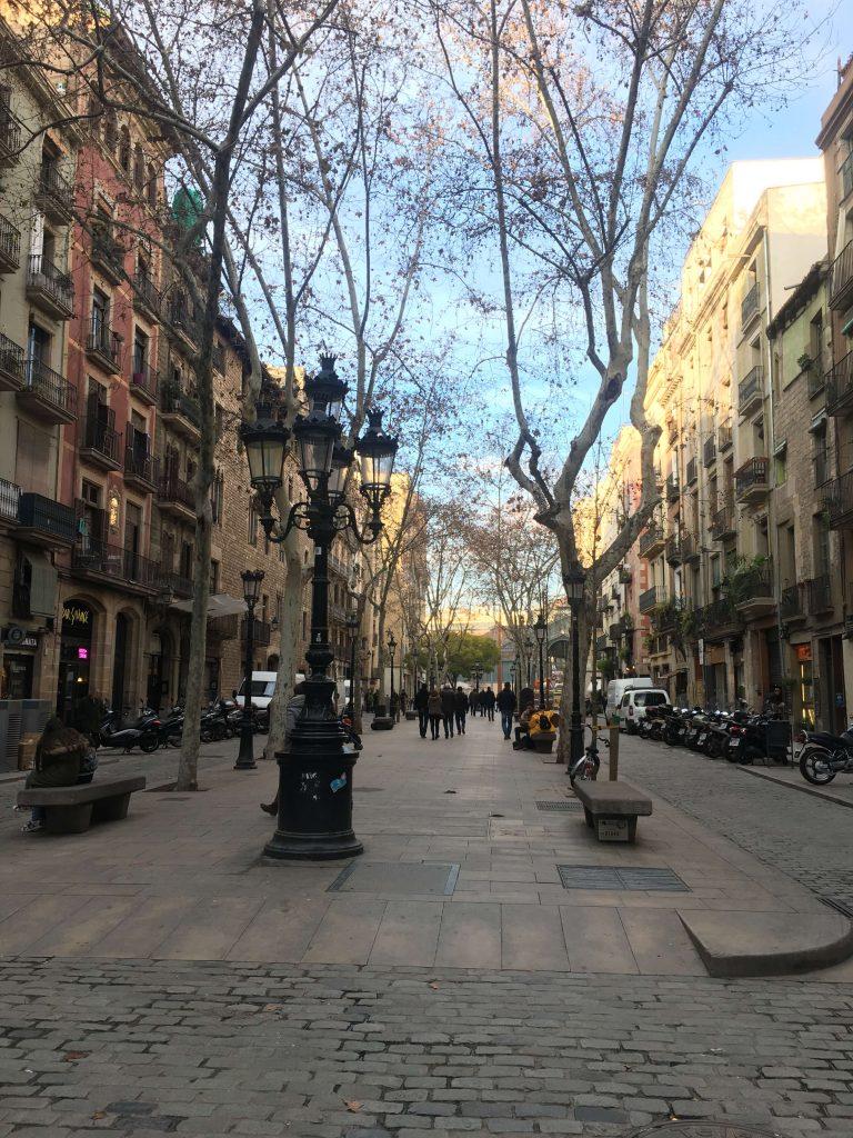 Quartiere Born Barcellona