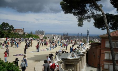 Barcellona Parc Guell