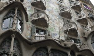 Gaudì a Barcellona