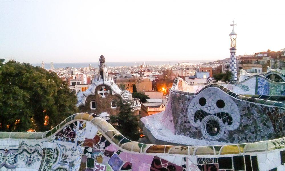 Parc Güell di Gaudì