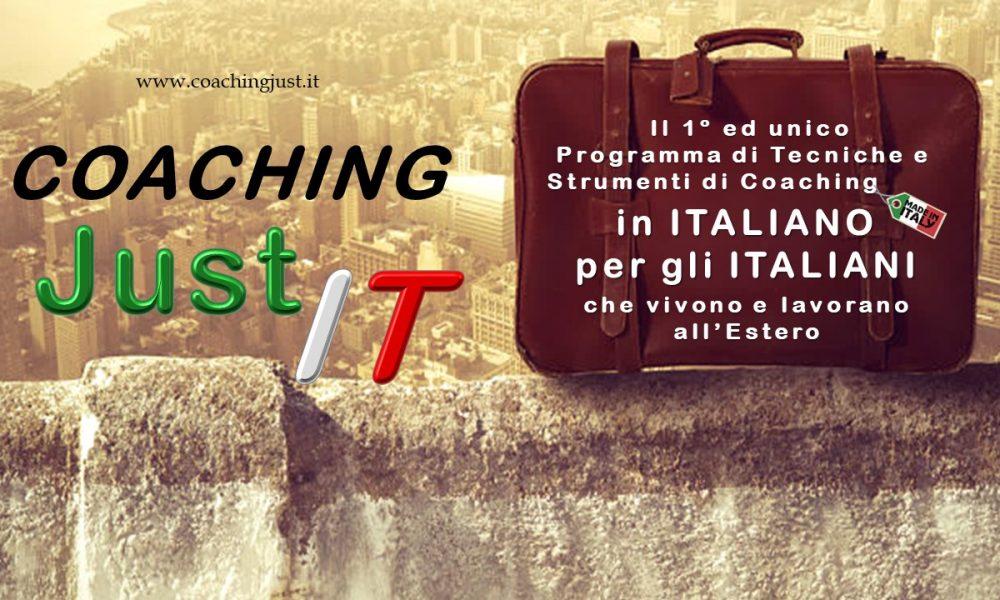 COACHING JustIT, Coaching e italianità
