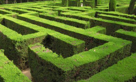 Parco - Giardini a Barcellona Parc Laberint d'Horta
