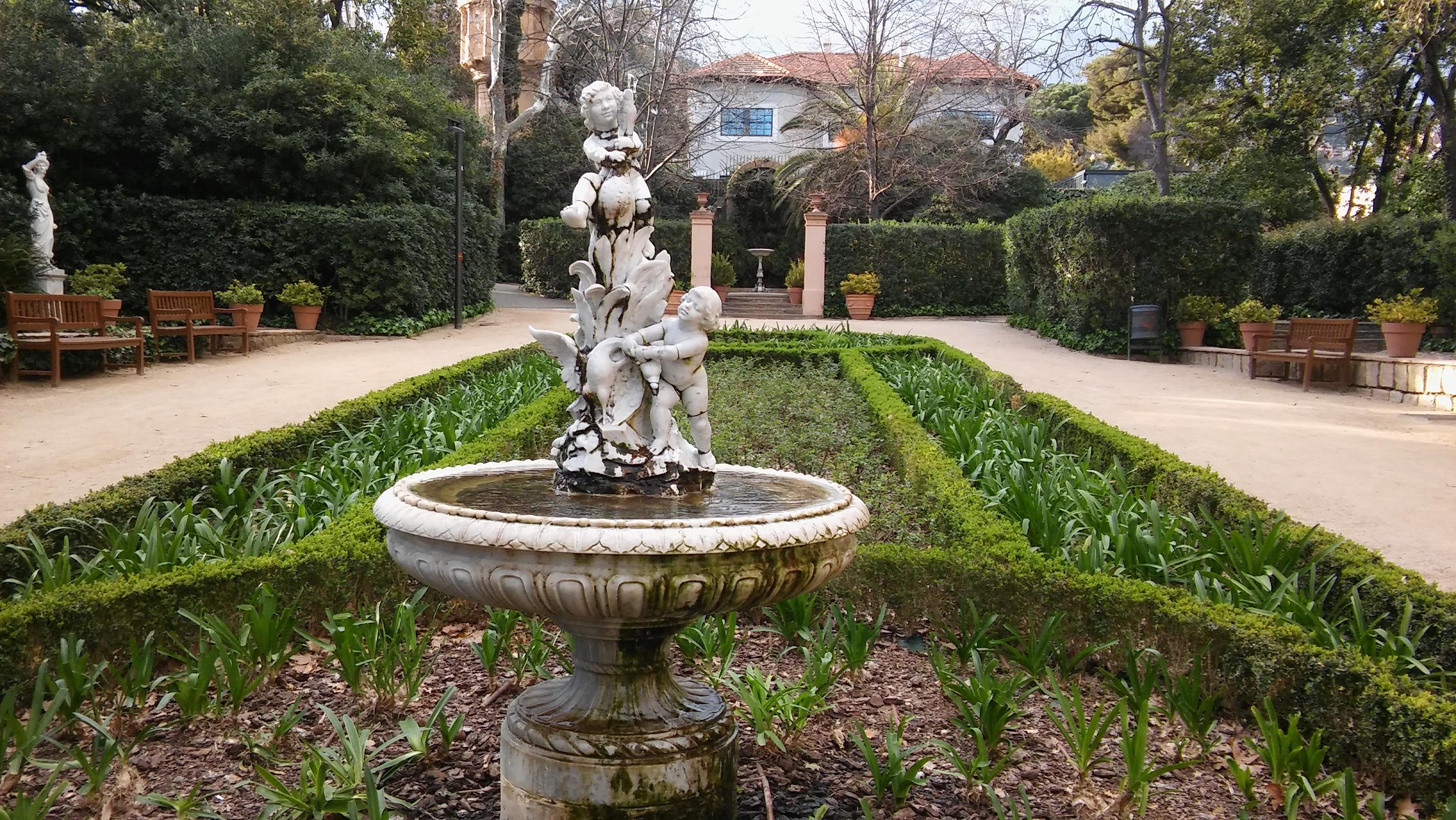 Giardini a Barcellona