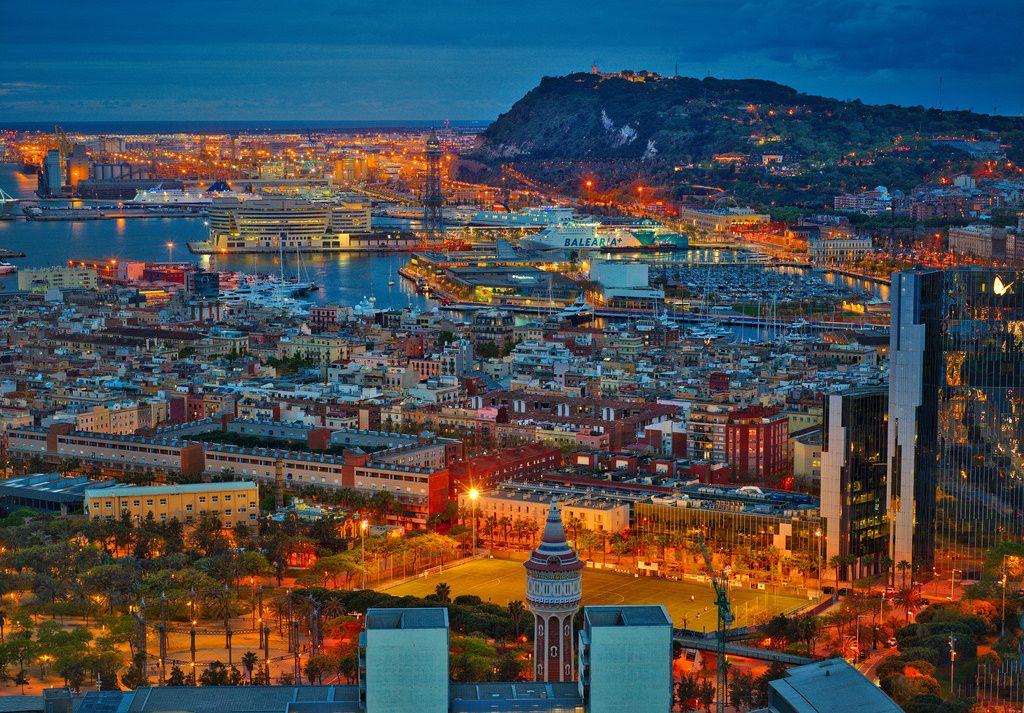 siti unesco di Barcellona