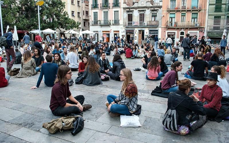 spagnolo a Barcellona