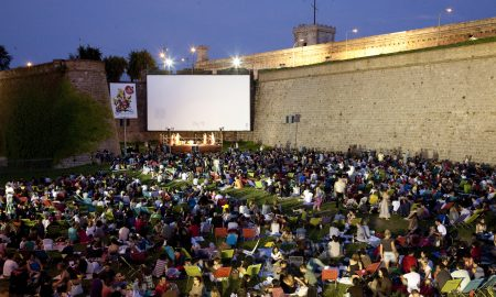 Montjuic Cinema All'aperto