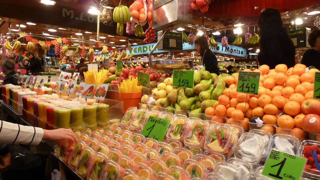 Boucherie frutta