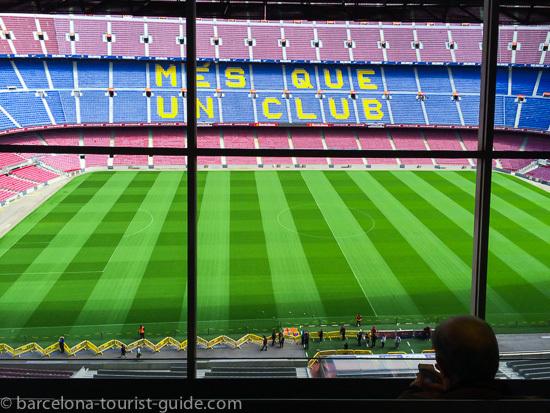 domenica-stadio Fc Barcelona