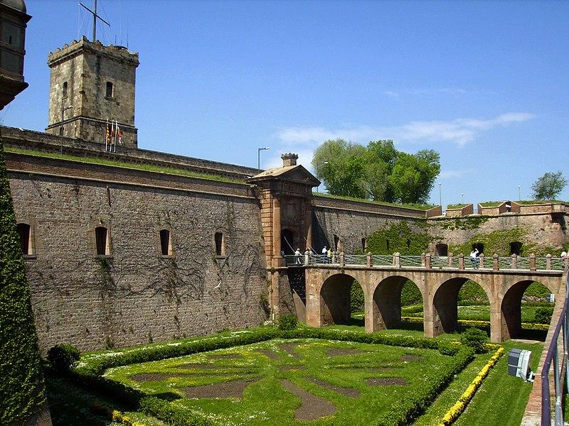 Castello Montjuic