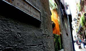 Calle Petritxol